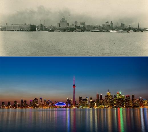 Toronto, Canada(1930 - 2013)(Ảnh: Bright Side)