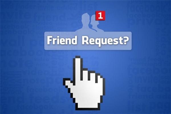 Bạn đã gửi lời mời kết bạn cho bao nhiêu người? (Ảnh: Internet)