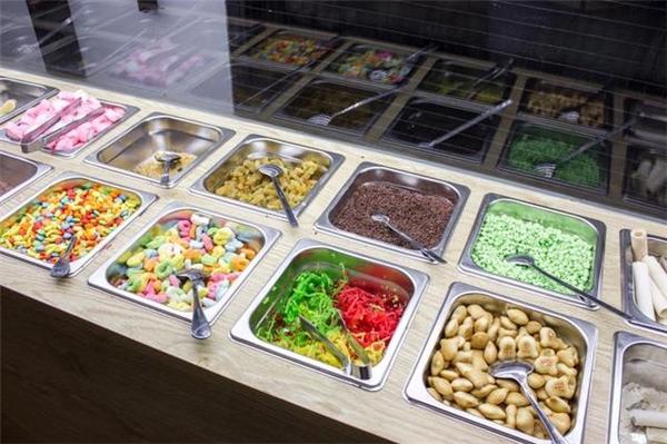 Các món ăn kèm rất đa dạng. (Ảnh: Internet)