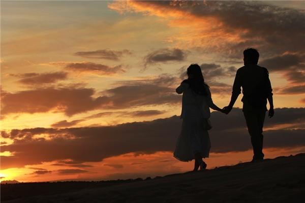 Bao giờ có yêu nhau hứa hẹn mang tới những hình ảnh tuyệt đẹp của một mối tình trong sáng, lãng mạn. - Tin sao Viet - Tin tuc sao Viet - Scandal sao Viet - Tin tuc cua Sao - Tin cua Sao