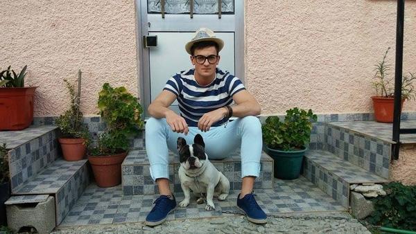 Đây là Luis Mendes - chồng của cô nàng Mirian Mendes.