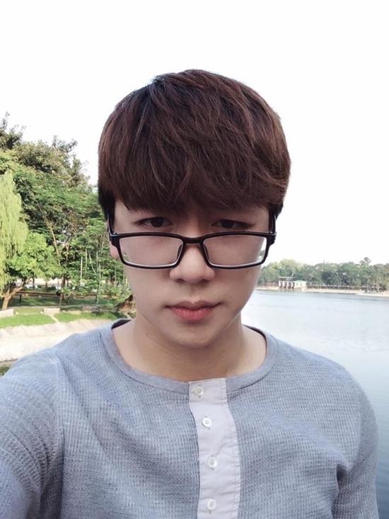 Ba Duy từng gây ấn tượng bởi ngoại hình điển trai như diễn viên Hàn Quốc.(Ảnh: Internet)