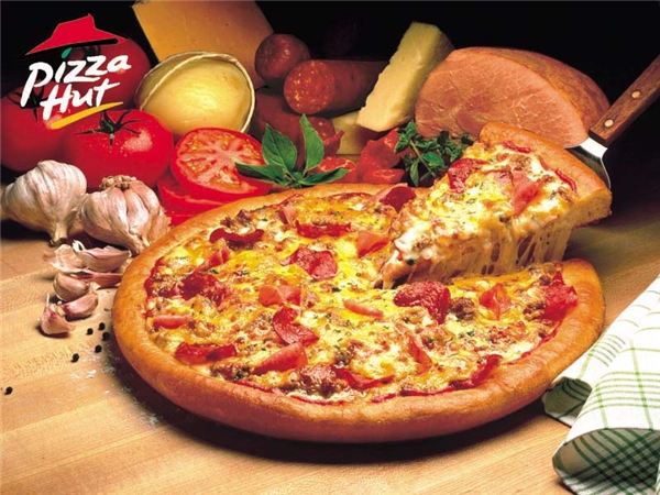 Pizza Hut. (Ảnh: Internet)