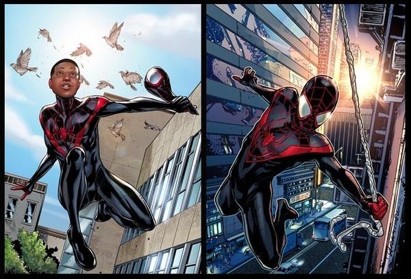 Hình ảnh một phiên bản Người Nhện đặc biệt được hé lộ, để gợi nhớ về một thời làm mưa làm bão của Spider-man đã qua.