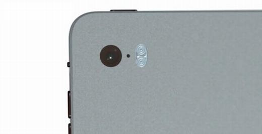 iPad mới sẽ có đèn Flash. (Ảnh: Internet)