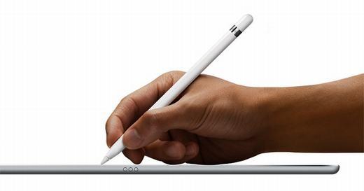 Máy cũng có thể sử dụng Apple Pencil như chiếc iPad Pro. (Ảnh: Internet)