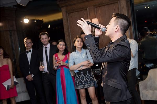 Ngô Thanh Vân quậy tưng chúc mừng Hà Anh - Tin sao Viet - Tin tuc sao Viet - Scandal sao Viet - Tin tuc cua Sao - Tin cua Sao