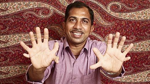 Anh Devendra rất quý những phản ứng mà mọi người dành cho anh ấy. (Ảnh: Internet)
