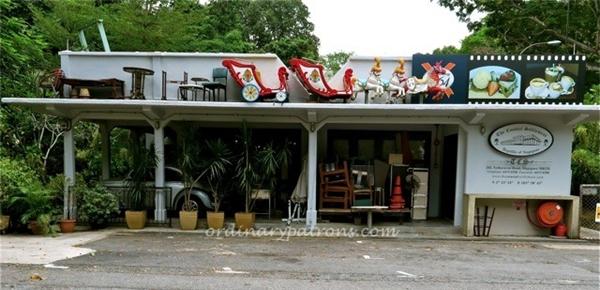 The Coastal Settlement là viên ngọc thô ở phía tây của Singapore, nơi người dân sống một cuộc sống rất nhẹ nhàng, mộc mạc.(Ảnh: Internet)