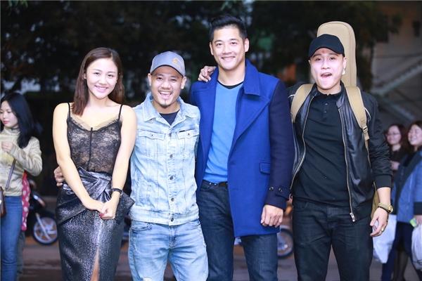 Cựu người mẫu, diễn viên Hải Anh cũng có mặt tại buổi ra mắt sản phẩm của Văn Mai Hương với tư cách là nhà tài trợ. - Tin sao Viet - Tin tuc sao Viet - Scandal sao Viet - Tin tuc cua Sao - Tin cua Sao