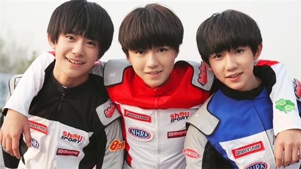 Theo nhà đài, Lục Tiểu Linh Đồng không còn sức hút với khán giả trẻ như những chàng trai TFboys. Ảnh: Sina.