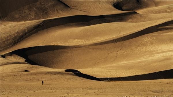Công viên quốc gia Great Sand Dunes ở Colorado.Ảnh được chụp bởi Garret Suhrie. (Ảnh: Internet)