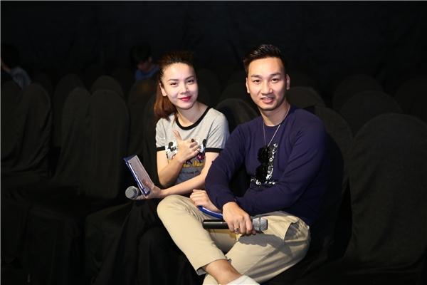 """Cặp đôi MC với khả năng hoạt náo """"vô biên"""": Yến Trang - Thành Trung - Tin sao Viet - Tin tuc sao Viet - Scandal sao Viet - Tin tuc cua Sao - Tin cua Sao"""