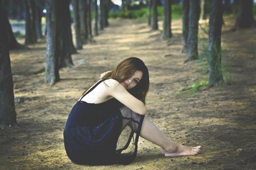 Xử Nữ chỉ muốn một mình trong tháng 2 này. (Ảnh: Jess Nguyễn)