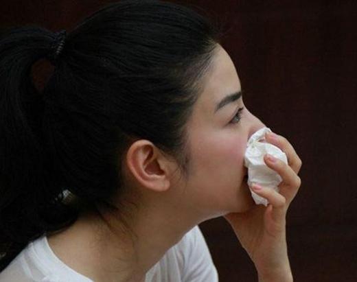 Chảy máu mũi sẽ không còn làm phiền bạn nữa.(Ảnh: Internet)