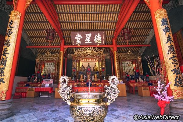ĐềnChan See Shu Yuen.(Ảnh: Internet)