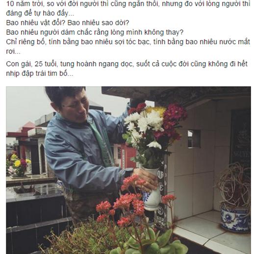 Tâm sự chân thành đầy xúc động của Nguyễn Diệu My. (Ảnh: Internet)