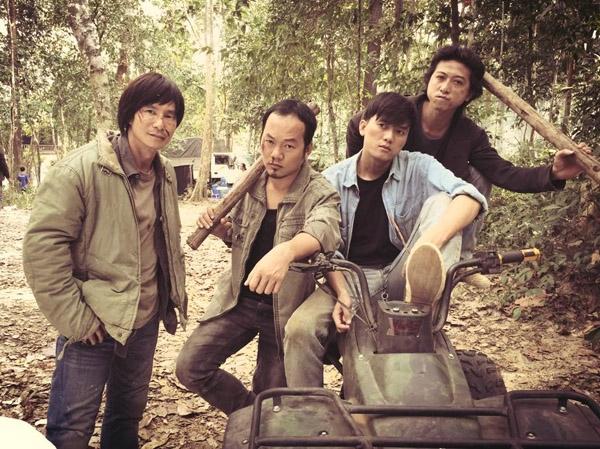 """Năm 2015 là một năm đánh dấu bước ngoặt, khi Lý Hải """"đá chéo sân"""" với vai trò nhà sản xuất đạo diễn kiêm diễn viên chính. - Tin sao Viet - Tin tuc sao Viet - Scandal sao Viet - Tin tuc cua Sao - Tin cua Sao"""