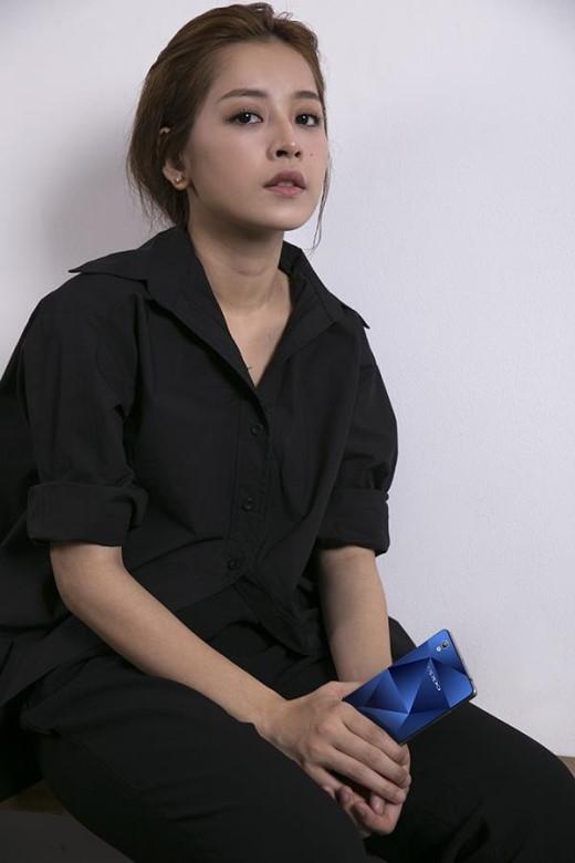 Chi Pu: Ngày Tết phải có món ram của mẹ - Tin sao Viet - Tin tuc sao Viet - Scandal sao Viet - Tin tuc cua Sao - Tin cua Sao