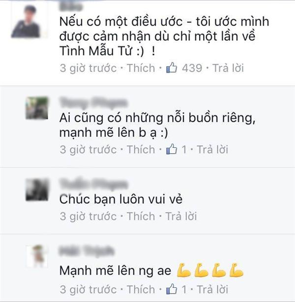 Bình luận của bạn B. (Ảnh chụp màn hìnhFBNV)