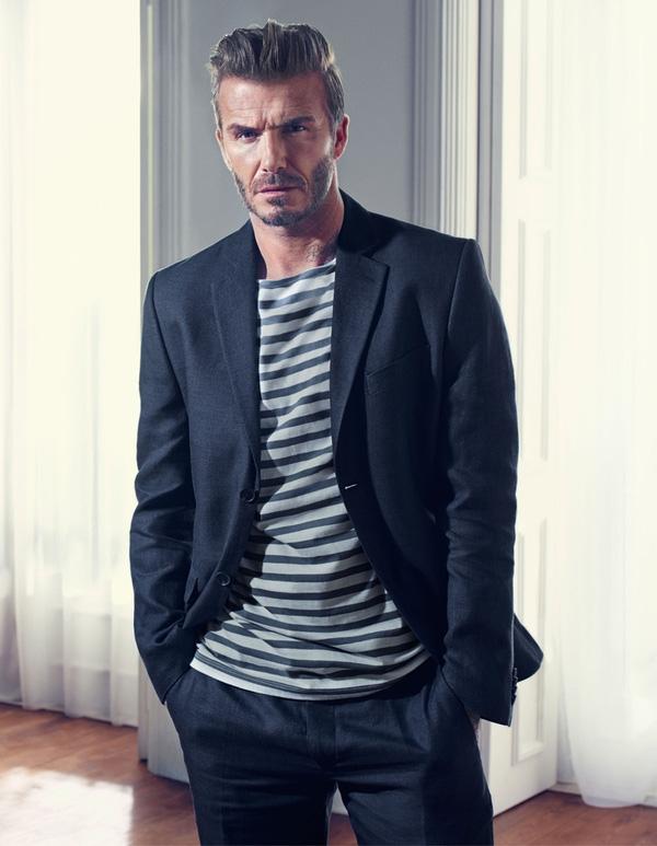 David Beckham lại khiến dân tình bấn loạn khi đóng quảng cáo cho H&M