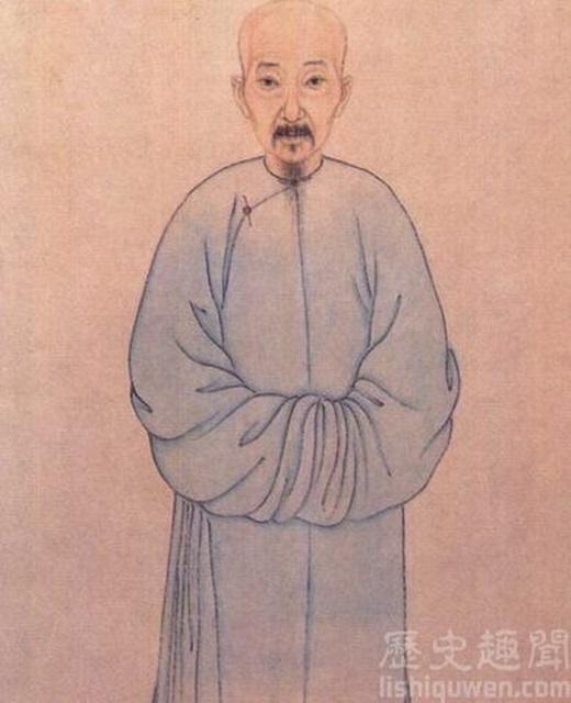 """Lưu Dung ngoàilà nhà chính trị nổi tiếng còn lànhà thư pháp tài ba khiđược vinh danh trong hàng ngũ """"Tứ đại thư pháp gia"""" của Thanh triều. (Nguồn Internet)"""