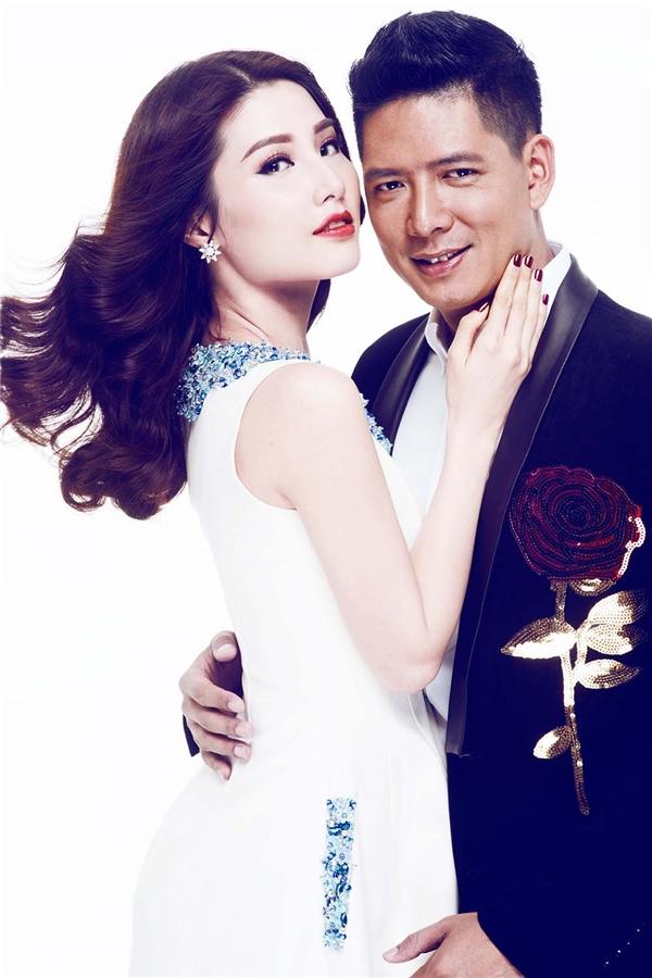 Diễm My, Bình Minh kể chuyện tình yêu với họa tiết trái tim