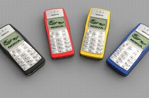 """Còn đây là chiếc Nokia 1110i. Dù chỉ sở hữu các tính năng cơ bản nhưng thiết bị đã được rất nhiều người đón nhận, là một trong những sản phẩm thành công nhất của Nokia với hơn 150 triệu máy bán ra. Cho đến nay, rất nhiều người vẫn còn đang sử dụng """"cục gạch"""" này. (Theo: Internet)"""