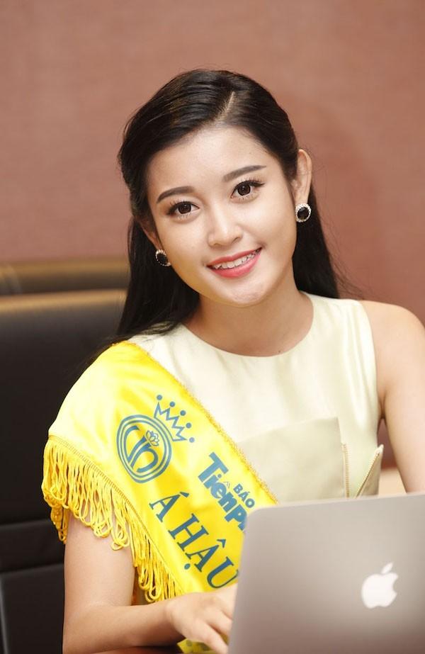 """Á hậu Huyền My: """"Tôi sẽ đi thi quốc tế trong năm 2016..."""" - Tin sao Viet - Tin tuc sao Viet - Scandal sao Viet - Tin tuc cua Sao - Tin cua Sao"""