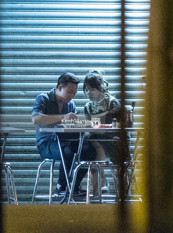 Hậu chia tay Tiến Đạt, Hari Won bị bắt gặp say đắm hôn Trấn Thành giữa đêm khuya - Tin sao Viet - Tin tuc sao Viet - Scandal sao Viet - Tin tuc cua Sao - Tin cua Sao
