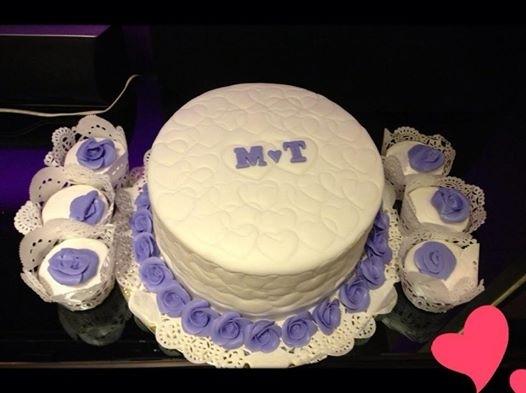 Chiếc bánh kem đầy tình cảm của Trấn Thành dành cho ngày 8/3 cùng bạn gái cũ. - Tin sao Viet - Tin tuc sao Viet - Scandal sao Viet - Tin tuc cua Sao - Tin cua Sao