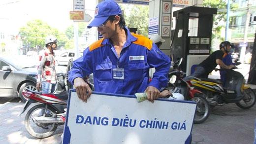 Giá xăng sẽ giảm (Ảnh minh họa)