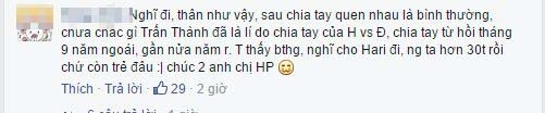 Cư dân mạng dậy sóng với chuyện hẹn hò giữa Trấn Thành, Hari Won - Tin sao Viet - Tin tuc sao Viet - Scandal sao Viet - Tin tuc cua Sao - Tin cua Sao