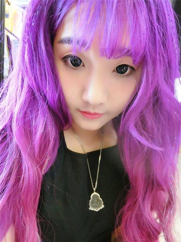 Cô nàng xinh đẹp, dễ thương ngày càng nhận được nhiều sự yêu mến của các bạn trẻ.(Ảnh: Internet)