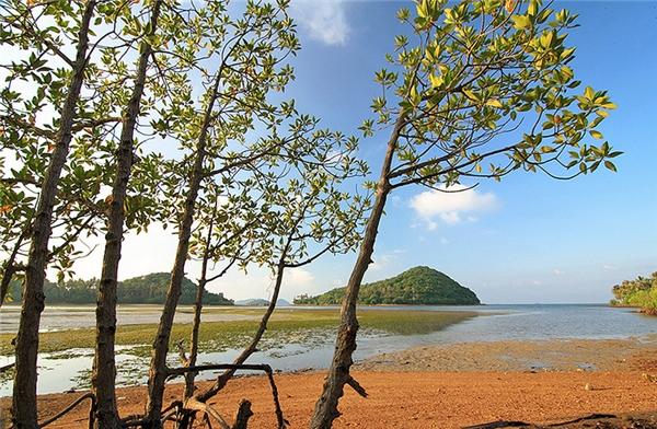 Vẻ mộc mạc của quần đảo Bà Lụa. (Ảnh: Internet)