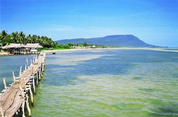 Quần đảo Bà Lụa. (Ảnh: Internet)
