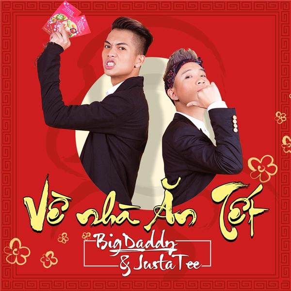 """Trước thềm năm mới, ngoài audio ca khúc Về nhà ăn Tết, Justatee và Big Daddy đã gửi đến người hâm mộ bộ ảnh đón xuân cực """"nhắng nhít"""" - Tin sao Viet - Tin tuc sao Viet - Scandal sao Viet - Tin tuc cua Sao - Tin cua Sao"""