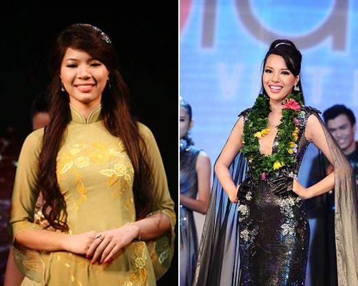 Chân dài Khả Trang trong quá khứ và hiện tại - Tin sao Viet - Tin tuc sao Viet - Scandal sao Viet - Tin tuc cua Sao - Tin cua Sao