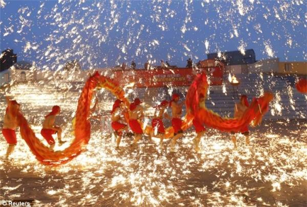 Hội đền Đông Nhạc là một trong những lễ hội tồn tại lâu nhất ở Bắc Kinh. (Ảnh: Internet)