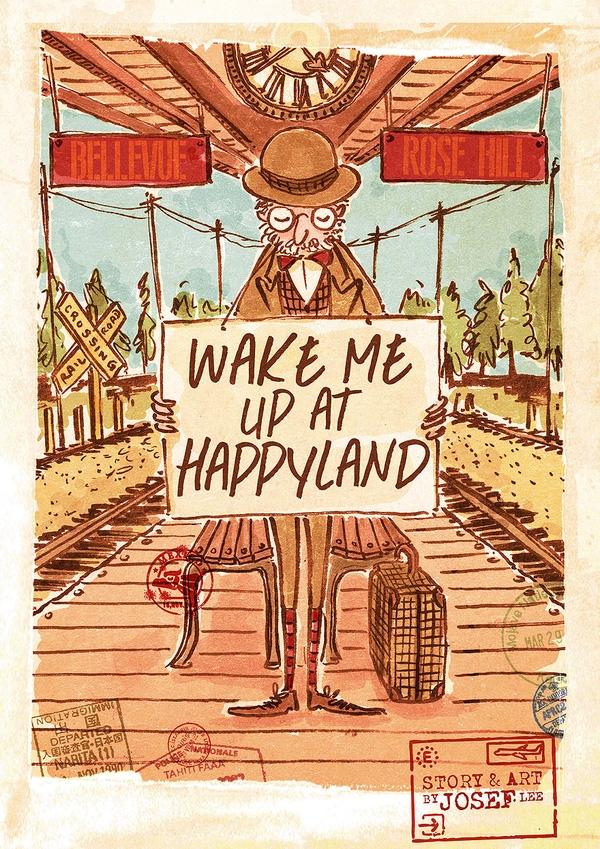 """Liệu có tồn tại một miền đất mang tên """"hạnh phúc""""?"""