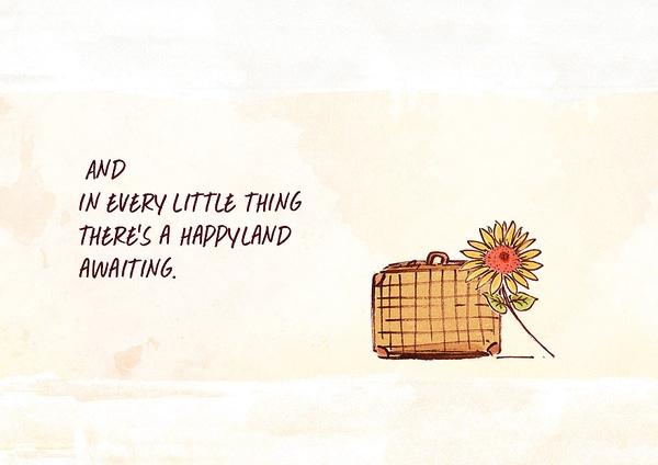"""""""Đằng sau mỗi giọt nước mắt, luôn ẩn chứa một nụ cười và hạnh phúc luôn chờ đợi trong những điều nhỏ bé thường ngày"""". (Ảnh: Internet)"""