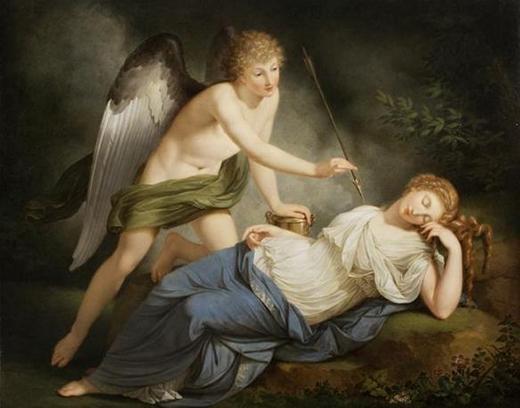 Cupid và Psyche