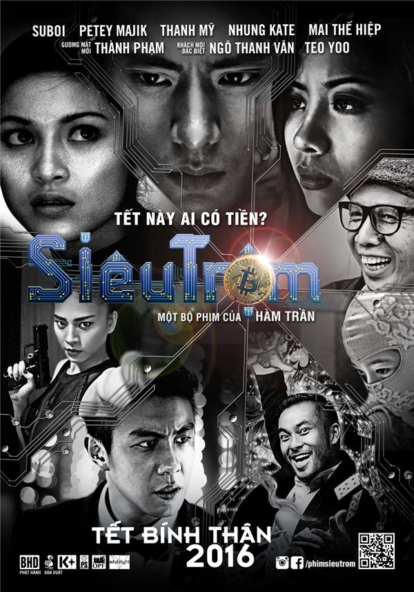 Siêu trộm bắt đầu khởi chiếu trên các rạp toàn quốc từ ngày 4/2/2016.