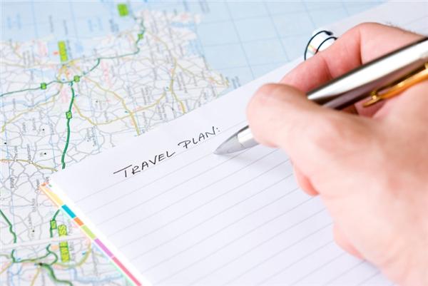 Kế hoạchchi tiết cho chuyến du lịch nếu có.(Ảnh: Internet)