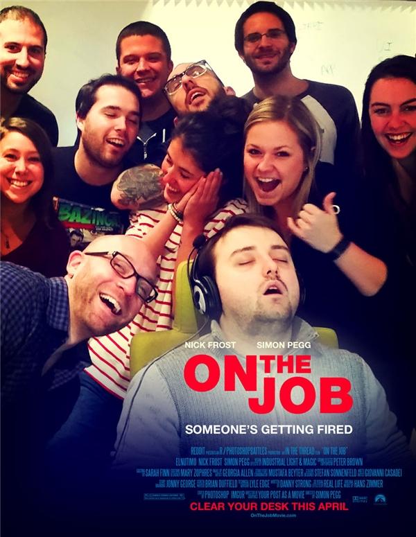 """Bộ phim """"bom tấn"""" của mùa đông này: """"On the Job"""". (Ảnh: Bored Panda)"""