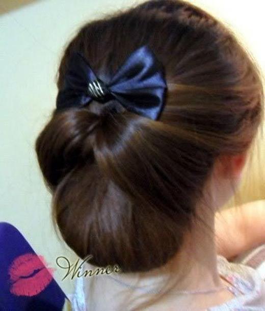 Đây là kiểu tóc cực kìhợp với những bạn có mái tóc nhiều và dày. (Ảnh: Internet)
