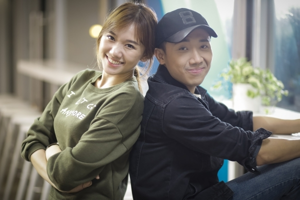 Cặp đôi mới của showbiz Việt - Tin sao Viet - Tin tuc sao Viet - Scandal sao Viet - Tin tuc cua Sao - Tin cua Sao