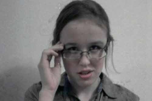 Hình ảnh trên trang cá nhân của cô gái quyết định bán trinh tiết để lấy tiền đi Ấn Độ du lịch. Ảnh: Internet