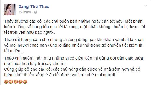 Hoa hậu Đặng Thu Thảo - Tin sao Viet - Tin tuc sao Viet - Scandal sao Viet - Tin tuc cua Sao - Tin cua Sao