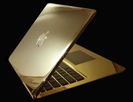 """""""Không thể không thèm"""" trước loạt iMac và Macbook mạ vàng 24k"""